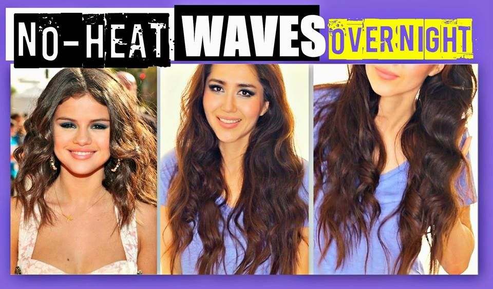 For loose waves without investing much time