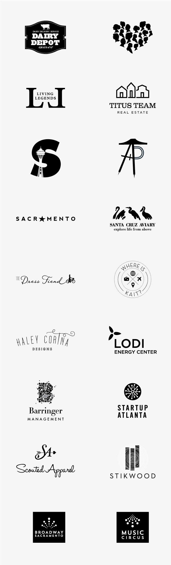 my logo series