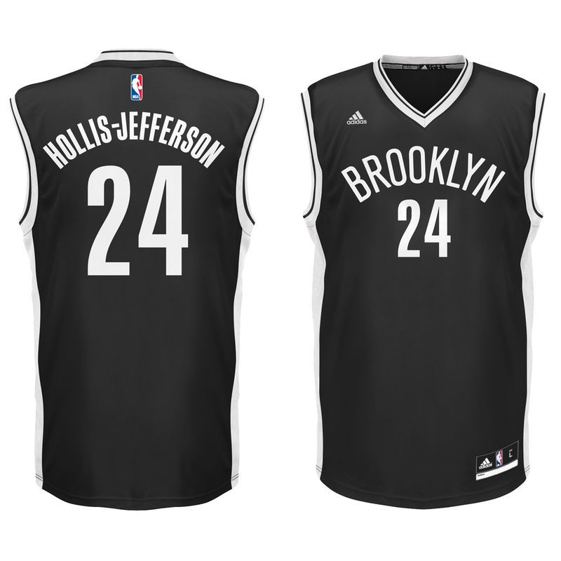 Rondae Hollis Jefferson Brooklyn Nets adidas Replica Jersey