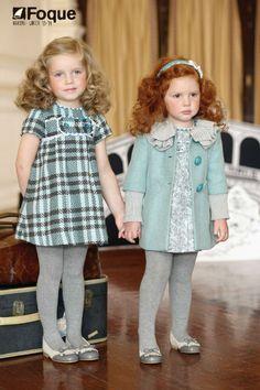 moda infantil foque