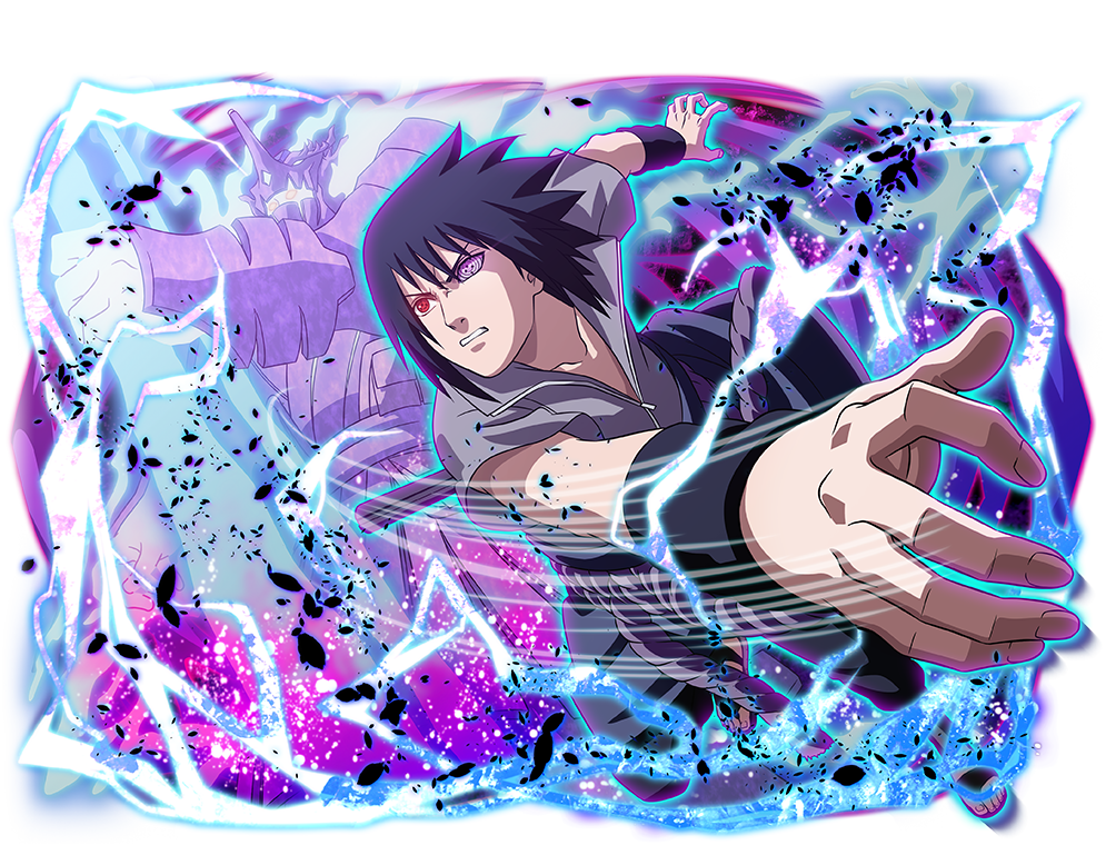 Sasuke rinnegan render 8 Ultimate Ninja Blazing by maxiuchiha22 on DeviantArt   Desenhos de ...