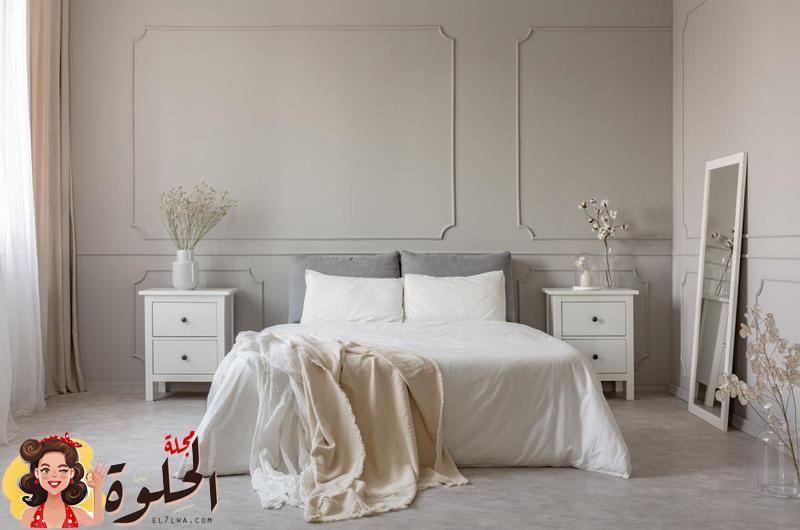 عملية البحث عن أفضل ديكورات غرف نوم العرسان 2020 تعتبر محل اهتمام كل عروس وعريس مقبلين على الزواج ويقومون بتجهيز شقة الزوج Bedroom Decor Home Decor Furniture