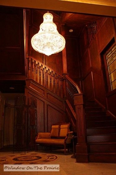 The Historic Elgin Hotel B Marion Ks