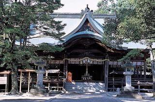 玉祖神社  The Tamanooyajinja shrine,Yamaguchi,Japan