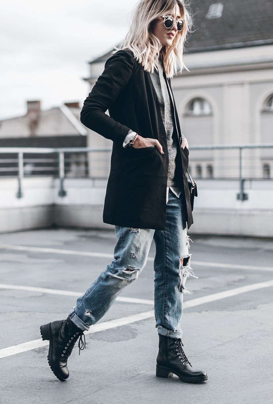 These Tomboy Outfits Will Show You How To Style Your Hair Awesomely
