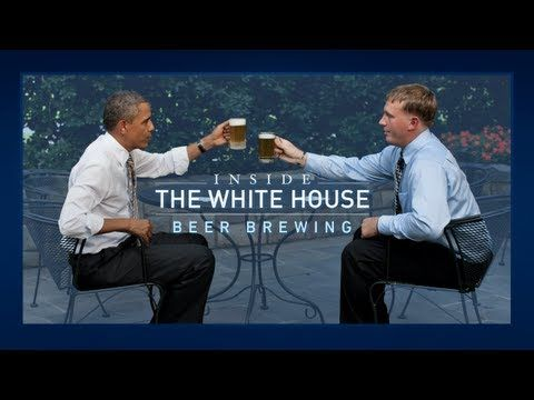 White House Releases Beer Recipes Ale To The Chief Home