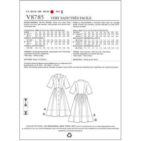 Arts Crafts Sewing Petite Dresses Petite Vogue