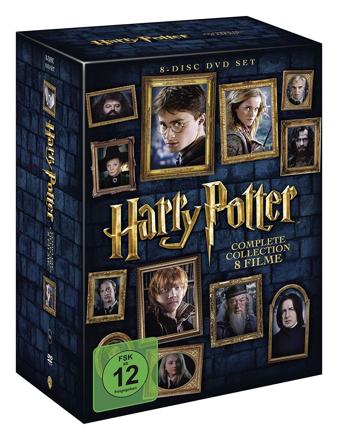 Harrypotter The Complete Collection Gift Movie Bestmovies Http Amzn To 2hjokxt Harry Potter Film