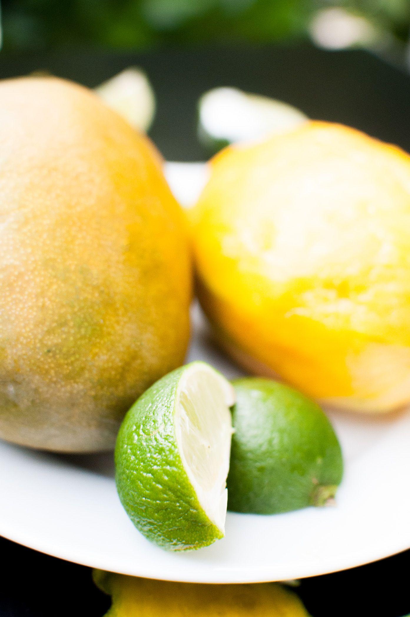 Mango - Limetten Lassi