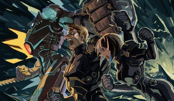 Gconhub Forum : Vanillaware's 13 Sentinels: Aegis Rim (PS4, Vita)