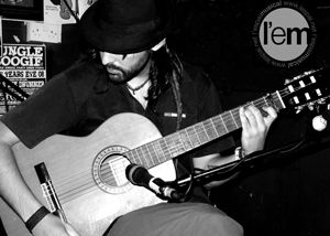 Víctor Contreras. Guitarra flamenca.