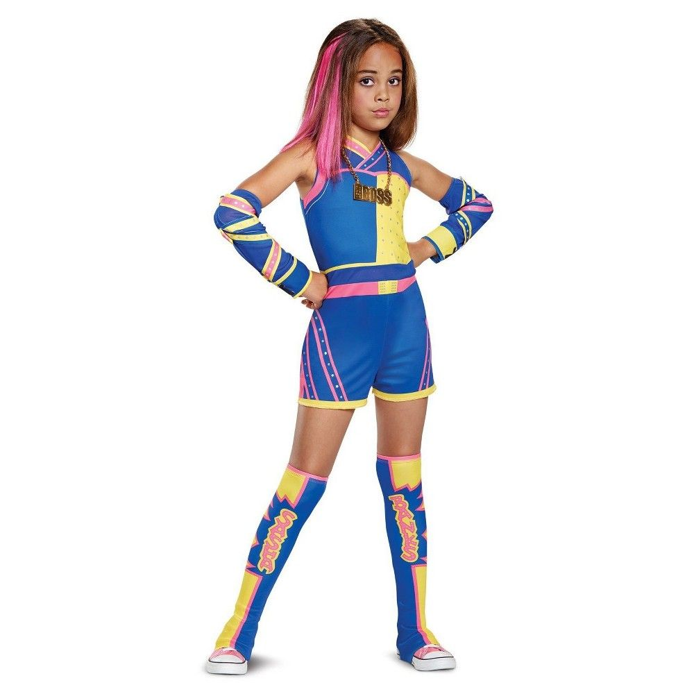 Boysu0027 Wwe Sasha Banks Deluxe Child Costume L(10-12) Girlu0027s Multicolored  sc 1 st  Pinterest & Boysu0027 Wwe Sasha Banks Deluxe Child Costume L(10-12) Multicolored ...
