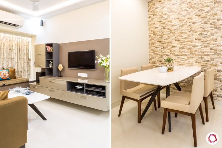 Clever Compact Home For Mumbaikars Apartment Interior Interior Design Interior Design Requirements