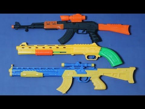 Nerf N Strike Modulus Videos