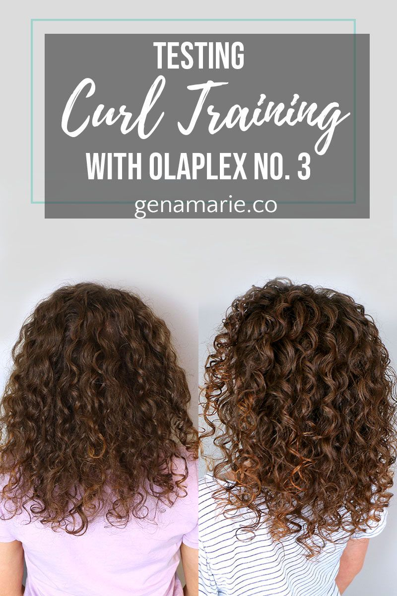 Does Curl Training Work? + How to Use Olaplex No.