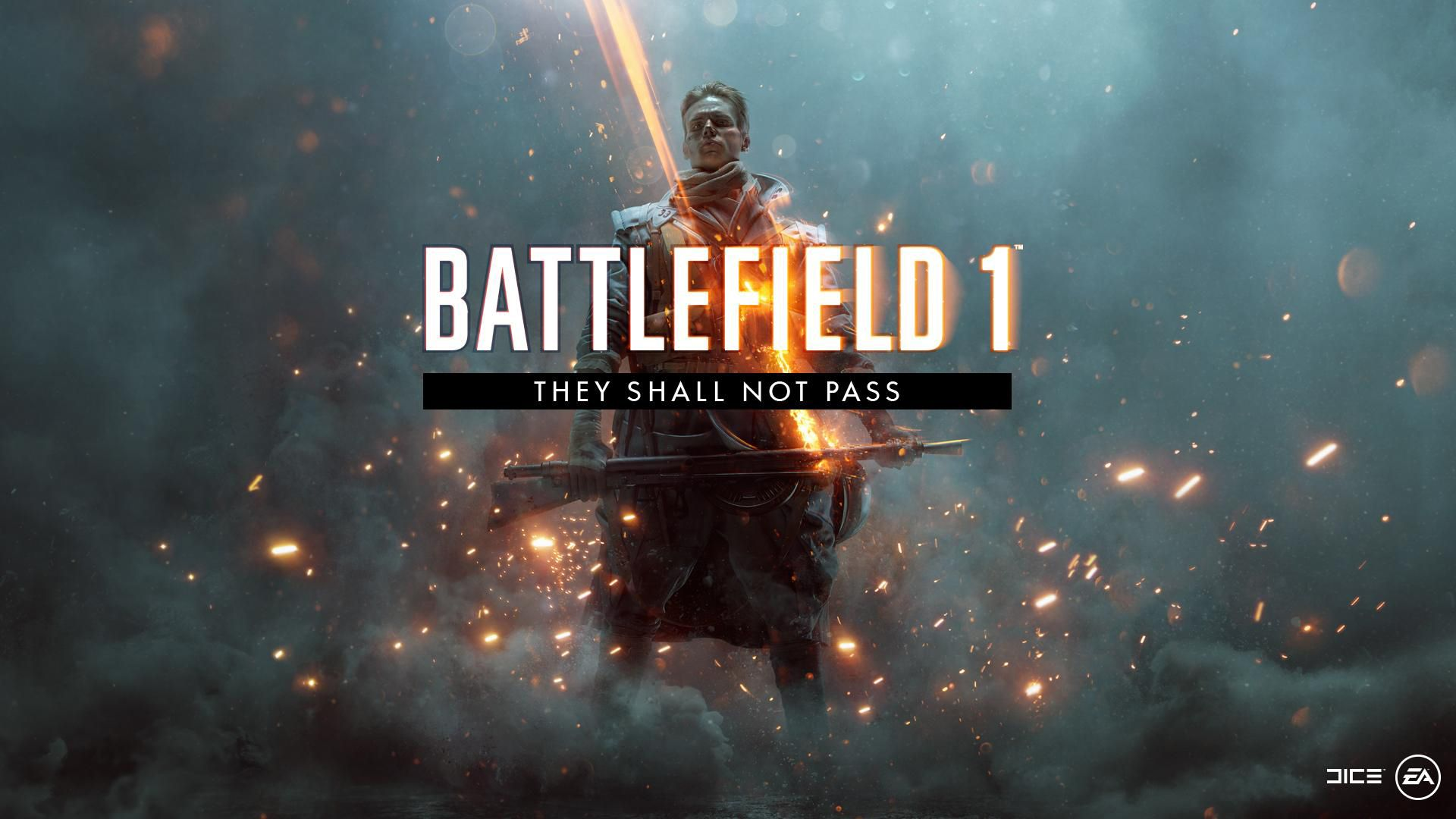 battlefield 1 they shall not pass wallpaper | battlefield game news