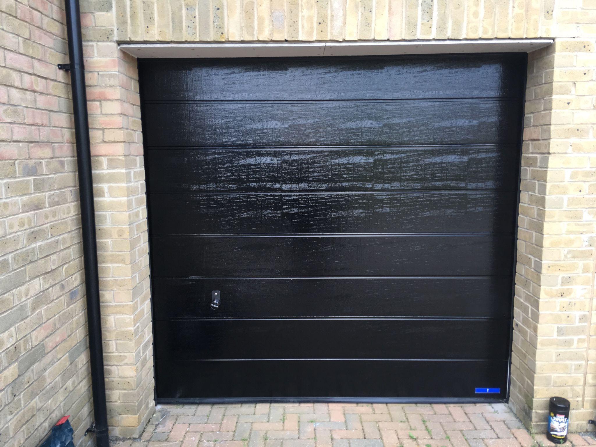 Manual Sectional Leverstock Green Swr Redefining Homes Sectional Garage Doors Garage Doors Sectional Door