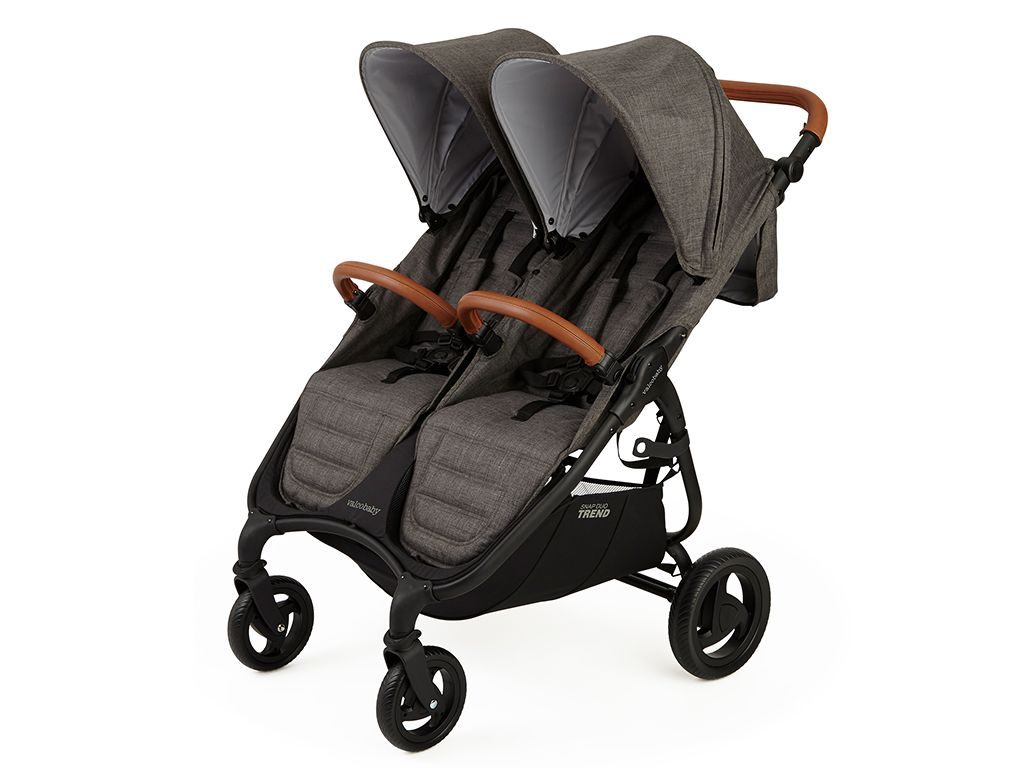 Snap Duo Trend Valco Baby Double strollers, Baby car