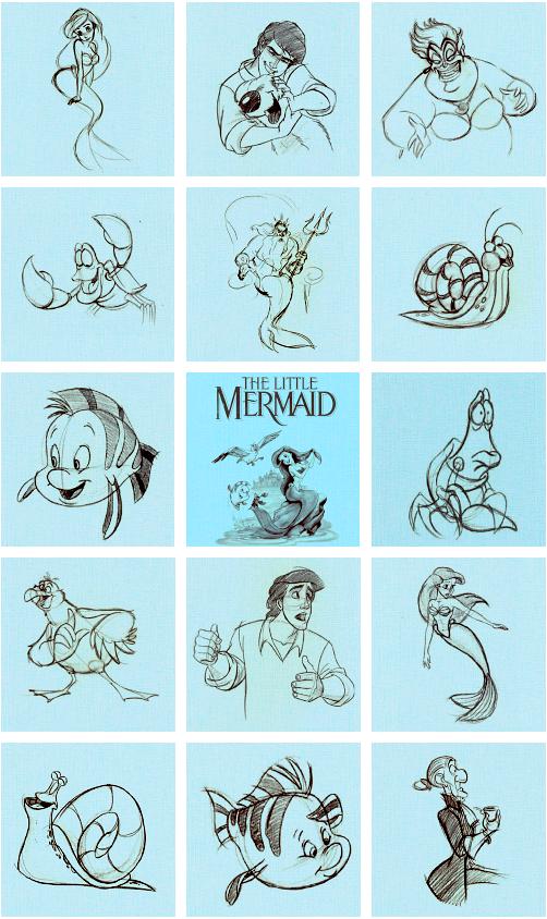 Little Mermaid | Disney | Pinterest | Mermaid and Tattoo