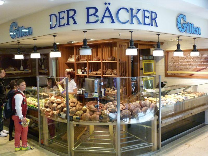 Backerei Gillen Trier Galerie Bakery Food Motherland