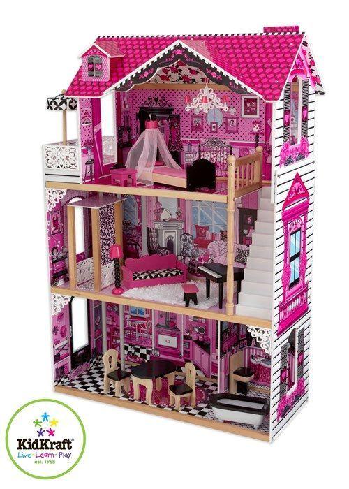 Kidkraft Amelia houten poppenhuis