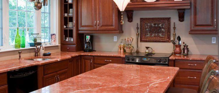 20 Beautiful Marble Kitchen Countertops Small Kitchen Renovations Kitchen Marble Outdoor Kitchen Countertops