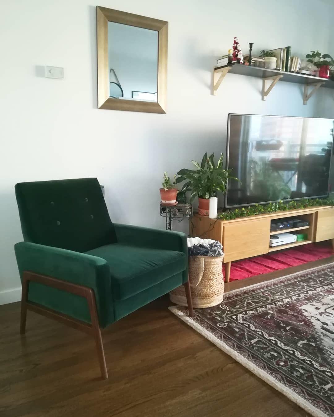 Nord Balsam Green Chair Green chair, Best high chairs