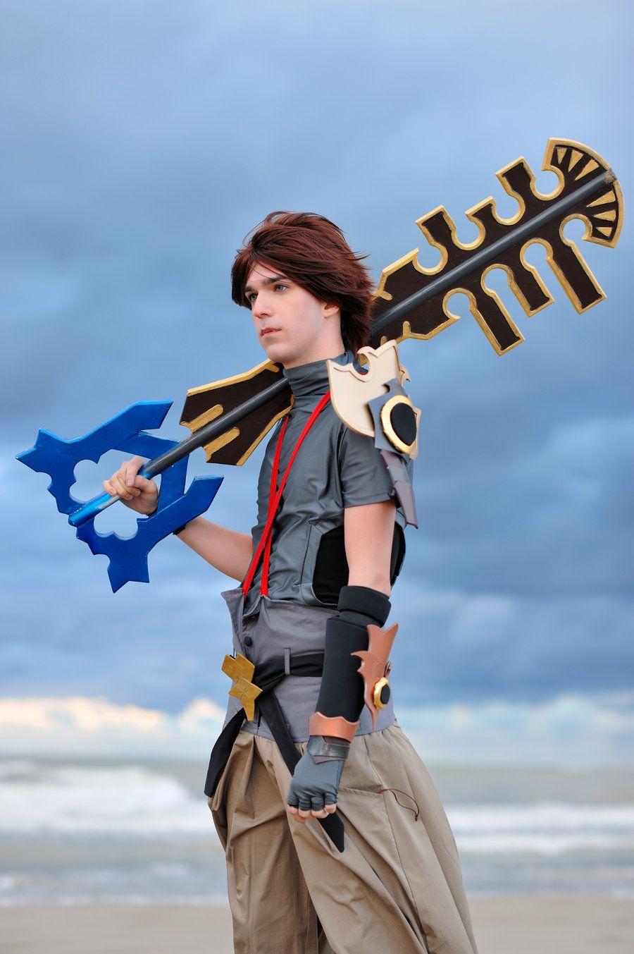 Kingdom Hearts Terra Cosplay By Sandman Ac Deviantart Com Cosplay