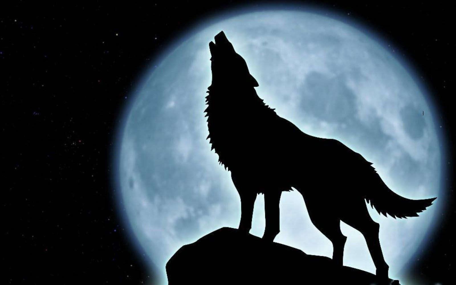 A Wolf Howl At The Moon Wolf Howling At Moon Wolf Silhouette Wolf Poster