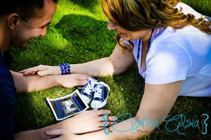 Love this baby announcement
