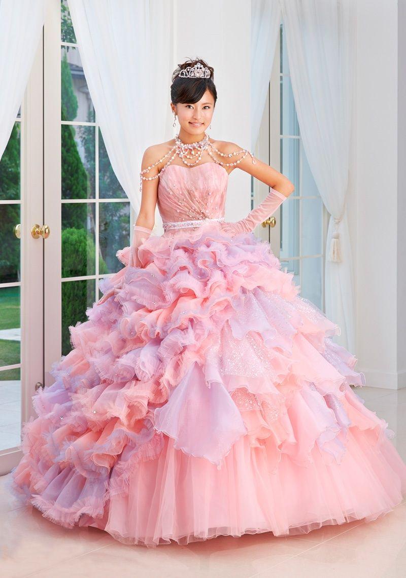 Stella de libero gown | Ideas para fiesta de \
