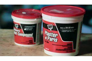 How To Paint Plaster Of Paris Ehow Com Plaster Of Paris Waterproof Plaster Diy Plaster