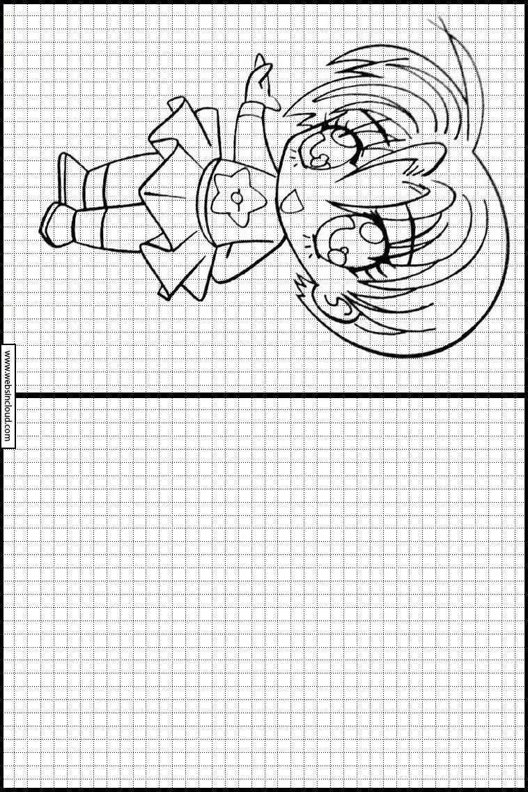 Zeichnen Lernen Aktivitäten Für Kinder Zum Drucken Manga 22