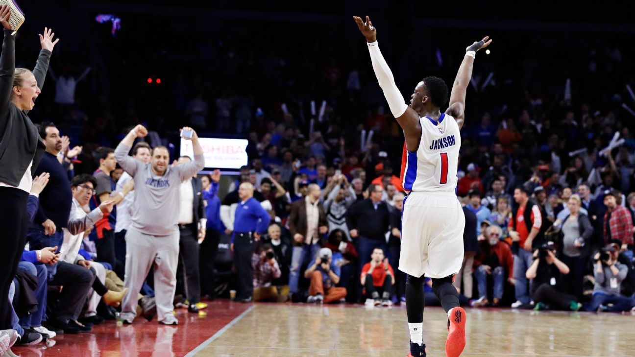 Kevin Durant: Reggie Jackson's celebration 'bush league ... who cares about Detroit?'