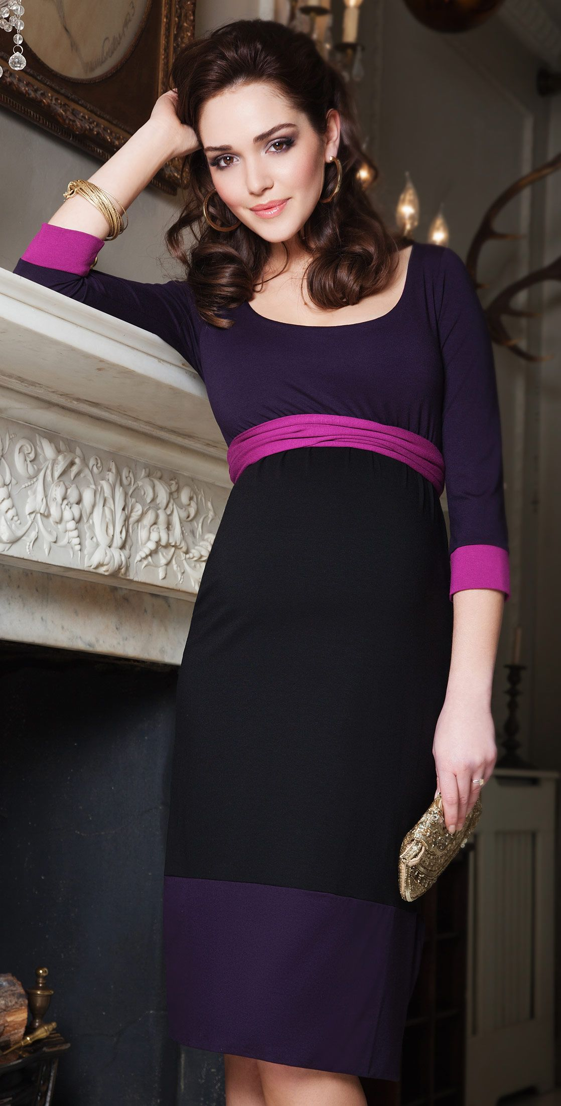 Colour block dress tiffany rose maternity dresses and color blocking colour block dress ombrellifo Image collections