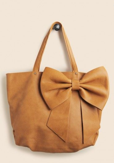 96cd06fad Cute bow satchel - must have for Autumn | Style_Bags | Pinterest ...