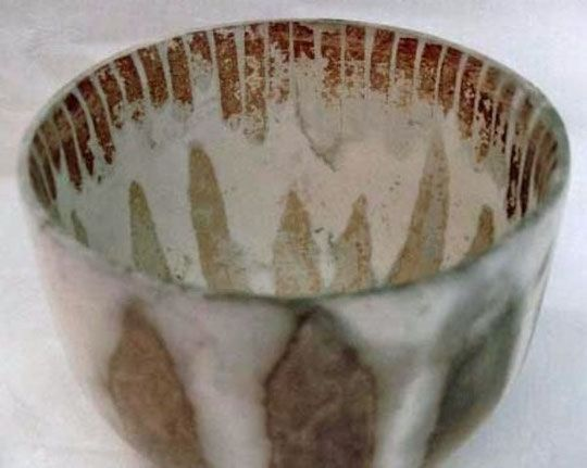 Keramik Rauchbrand