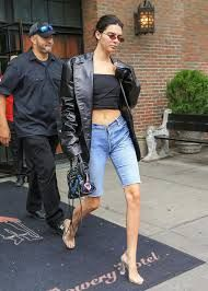 Image result for kendall jenner summer street style 2018