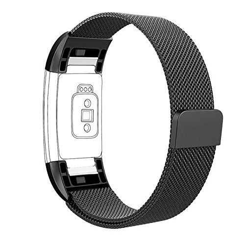 For Fitbit Charge 2 Replacement Bands, Letscom Stainless Steel