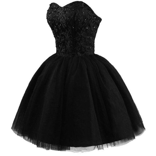 Short Sweetheart Tulle Dress