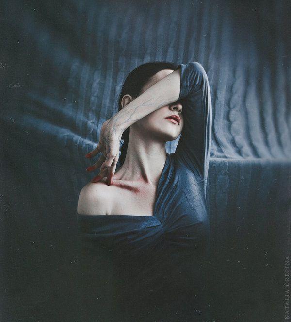 Anatomy of Blue Sorrow by NataliaDrepina.deviantart.com on @DeviantArt