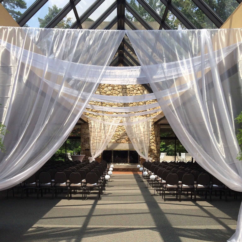 Bryan Park Greensboro NC Weddings Ceremony