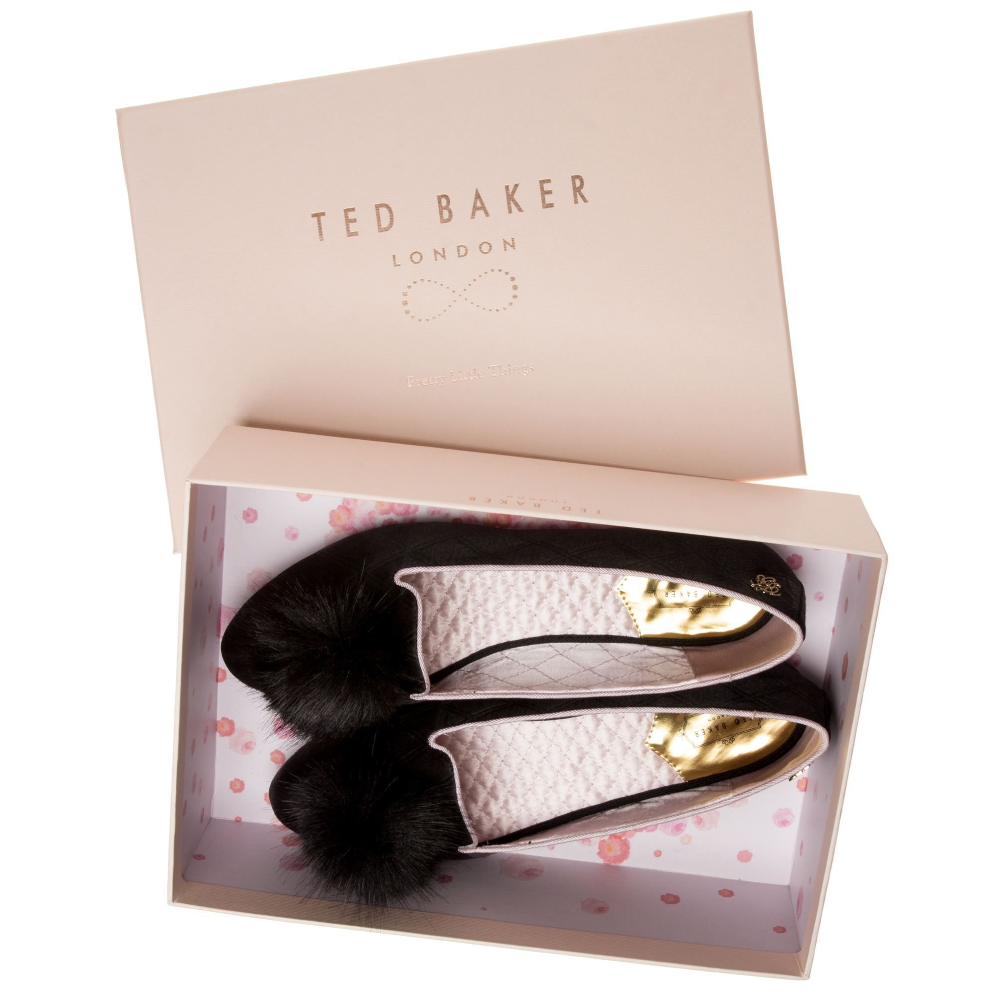 4c47f71a6 Ted Baker Iveye Slippers - Women - SOLETRADER