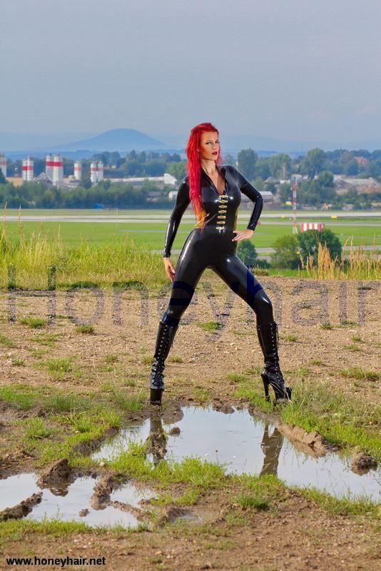 Necessary bristol redhead dominatrix with you