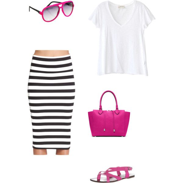 """""""summer outfit 3"""" by ntina36 on Polyvore"""