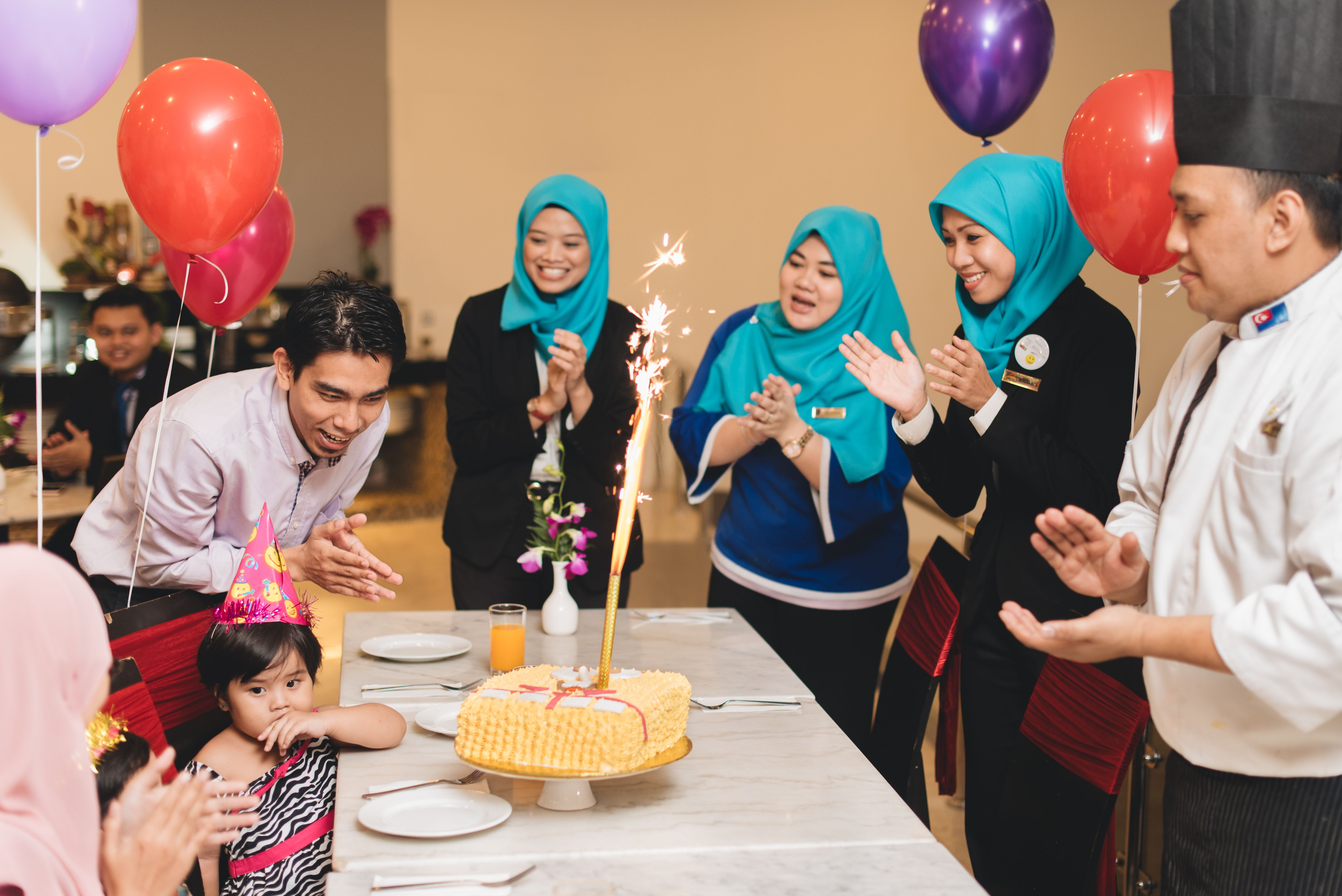 Join celebrate birthday party at RYAbySURIA Johor Bahru