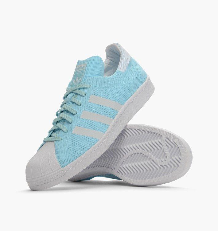 buy popular f4714 53377 Sommer-Blickfang: adidas Superstar 80s Primeknit | Sports ...