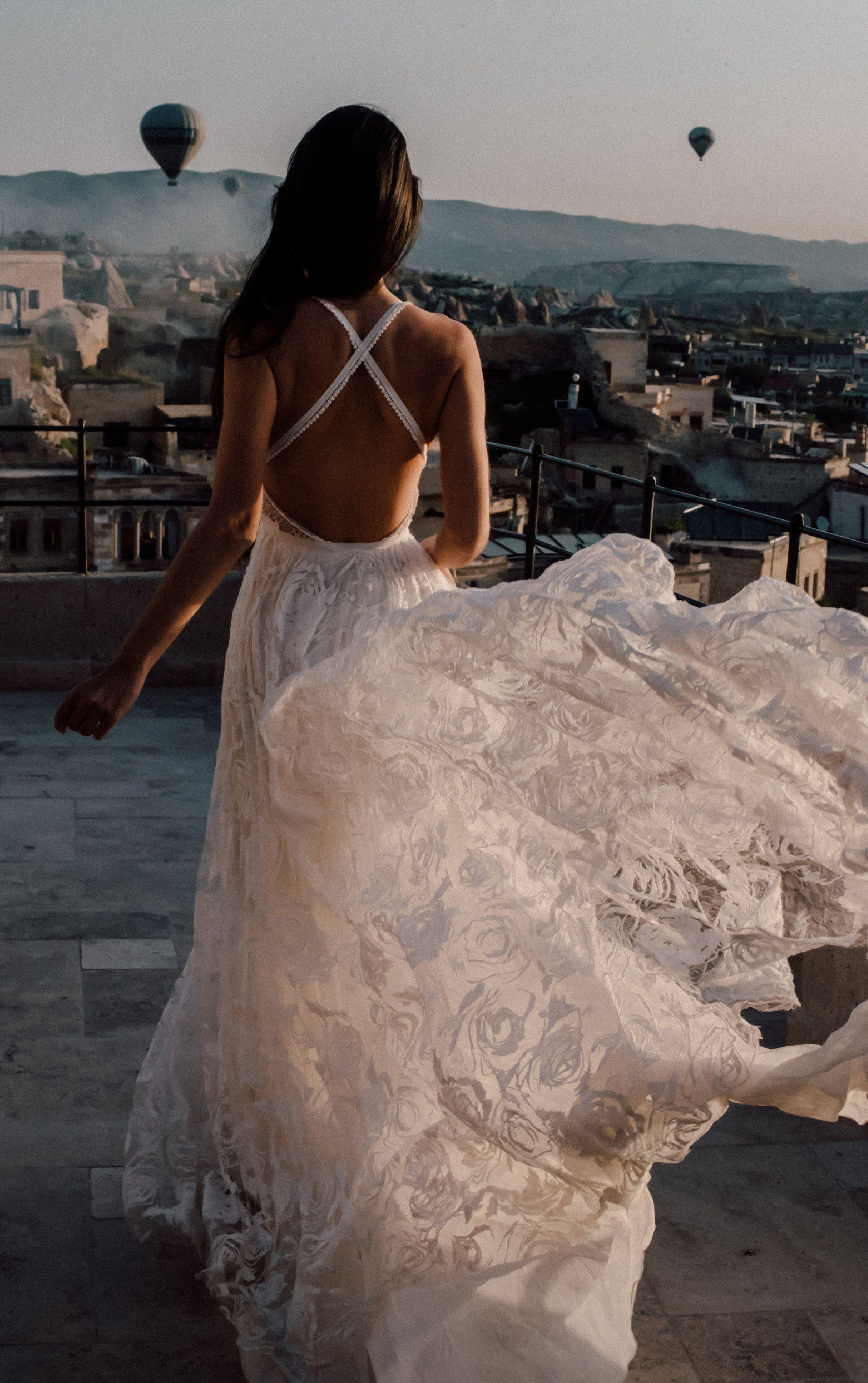 Megan bridal world pinterest cappadocia gowns and wedding