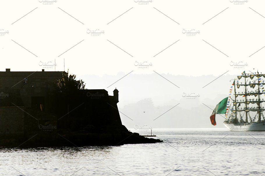 Dar Mlodziezy Sail Training Ship Travel Aesthetic Sailing Heard Island