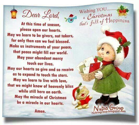 Christmas prayer prayer pinterest wisdom christmas prayer m4hsunfo